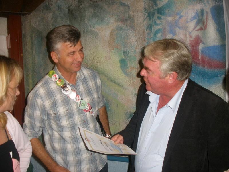 g. MARK MURPHY predsjednik Europske asocijacije bubrežnih bolesnika (CEAPIR)